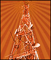 Reduced power on our 88.5 FM signal for tower work this week