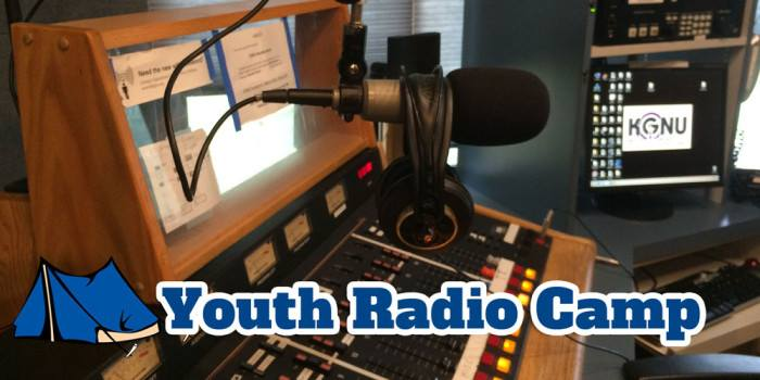KGNU's Youth Radio Workshop for Teens!